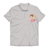 NELLY SIRENA Premium Adult Polo Shirt