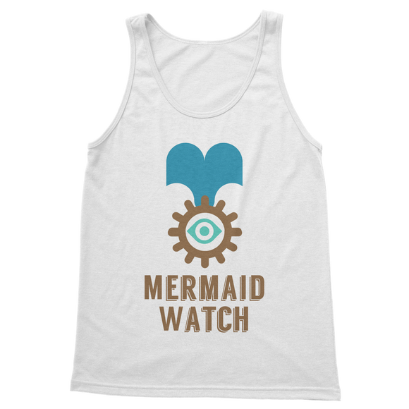 MERMAID WATCH Classic Adult Vest Top