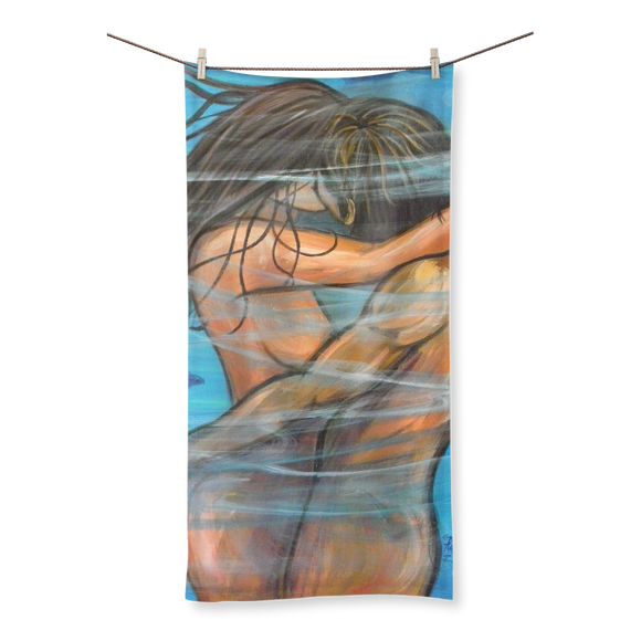 WET KISS Sublimation All Over Towel