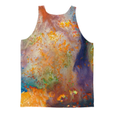 MARIMAR MERMAID Classic Sublimation Adult Tank Top