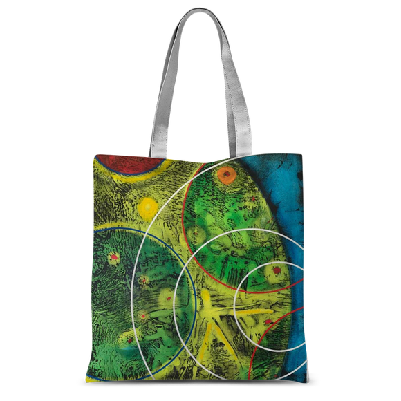 NEVAREZ - ESTELAR Classic Sublimation Tote Bag