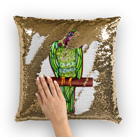 COTORRA Sequin Cushion Cover