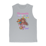 MERMAIDS HAVE MUCH MORE FUN Classic Adult Muscle Top