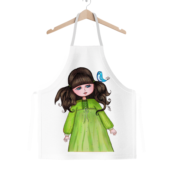 CAMILA GRACIOUS GRACIES Classic Sublimation Adult Apron