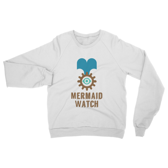 MERMAID WATCH Classic Adult Sweatshirt