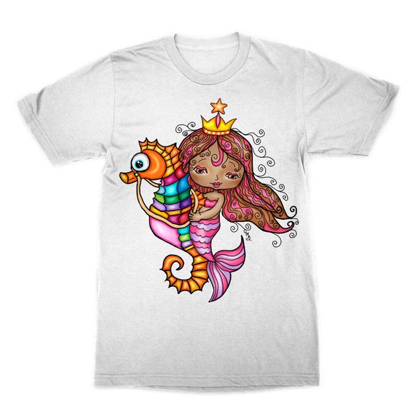 MARIMAR SIRENA Premium Sublimation Adult T-Shirt