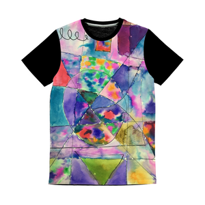 Dorado Kid 1 Classic Sublimation Panel T-Shirt