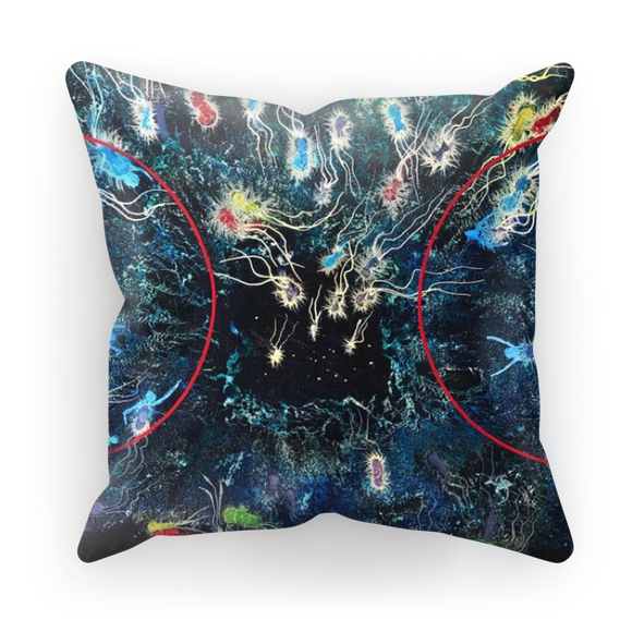 NEVAREZ - ORIGEN VIDA II Sublimation Cushion Cover