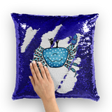 JUEY Sequin Cushion Cover