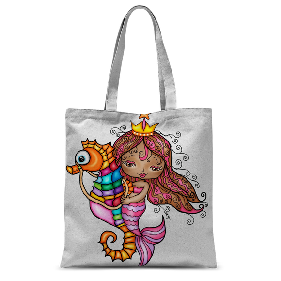 MARIMAR SIRENA Classic Sublimation Tote Bag