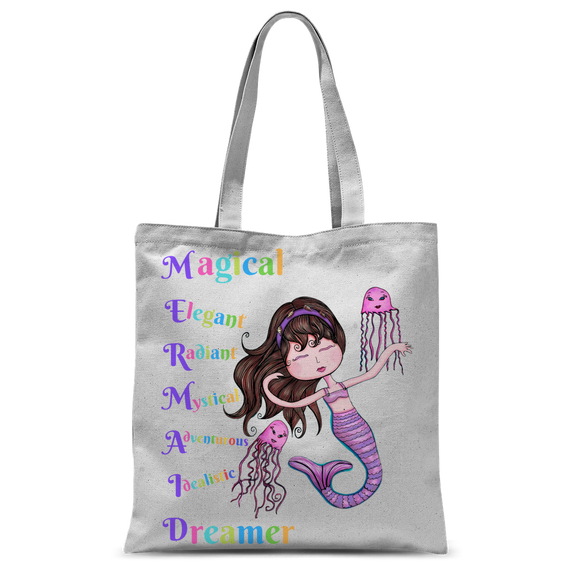 MAGICAL ELEGANT Classic Sublimation Tote Bag