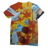 MANUEL - POR LAS AGUAS  Classic Sublimation Women's T-Shirt