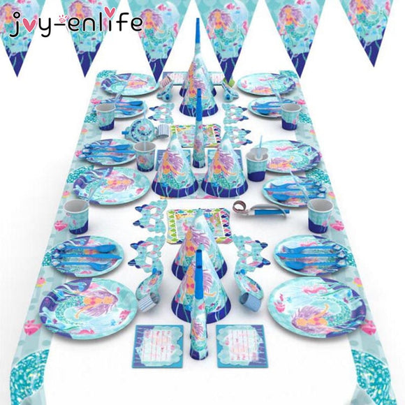 Mermaid Party Set