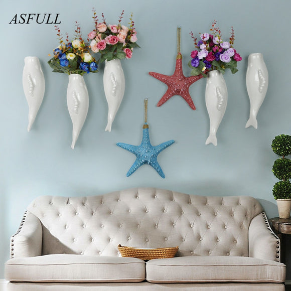 Fish or Starfish Wall Hang