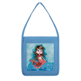 CORAL MERMAID Classic Tote Bag