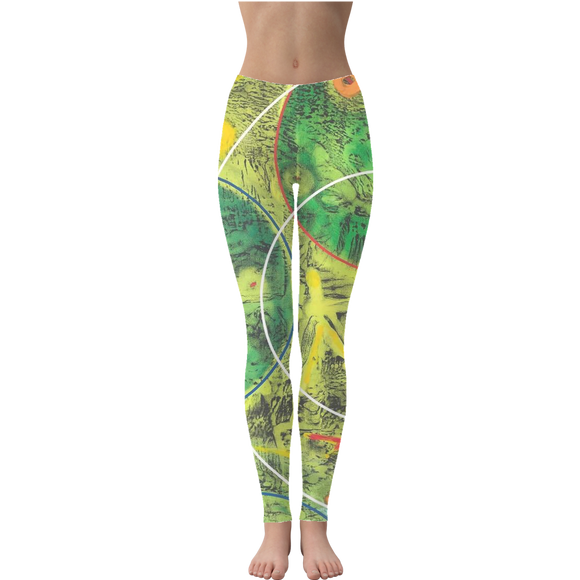 NEVAREZ - ESTELAR Leggings