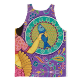 SPANISH MERMAID Classic Sublimation Adult Tank Top