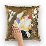 MANUEL - BEA Sequin Cushion Cover