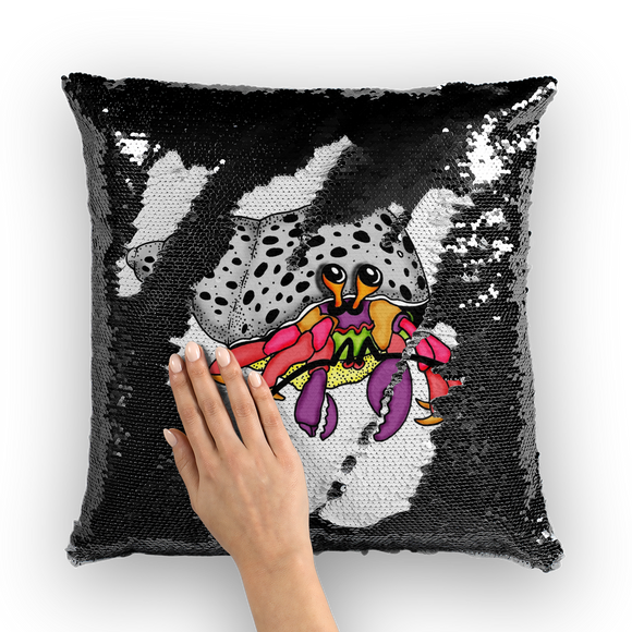 COBITO Sequin Cushion Cover
