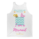 MERMAIDS HAVE MUCH MORE FUN Classic Sublimation Adult Tank Top