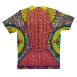SPANISH MERMAID Sublimation Performance Adult T-Shirt