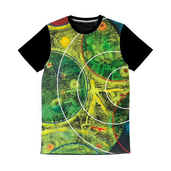 NEVAREZ - ESTELAR Classic Sublimation Panel T-Shirt