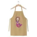 JULIA MERMAID Premium Jersey Apron