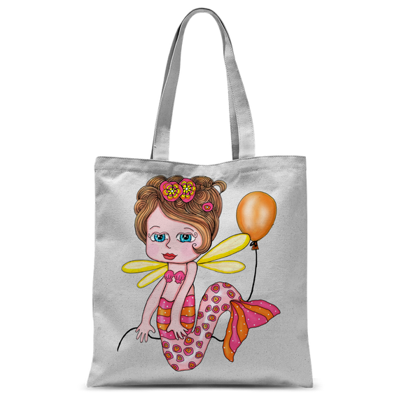 NELLY SIRENA Classic Sublimation Tote Bag