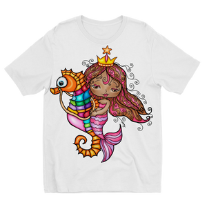 MARIMAR SIRENA Sublimation Kids T-Shirt