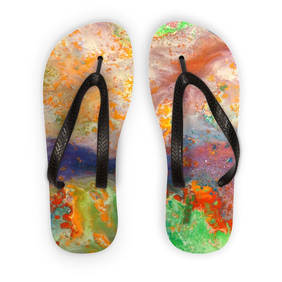 MARIMAR MERMAID Kids Flip Flops