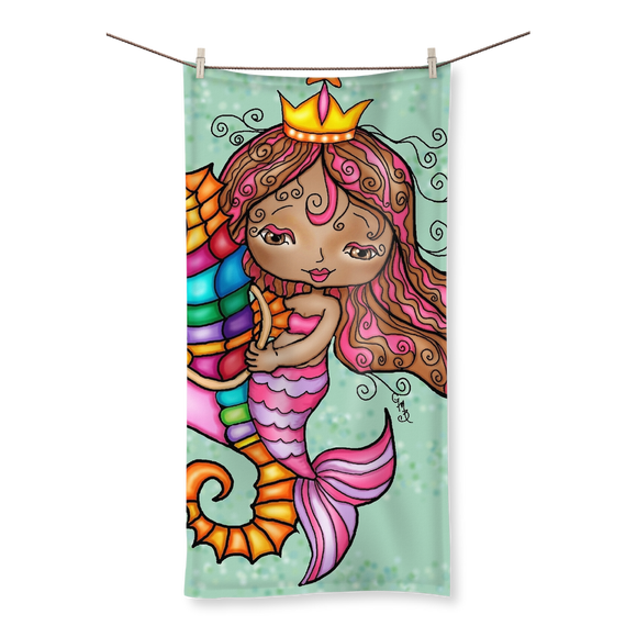 MARIMAR MERMAID Sublimation All Over Towel