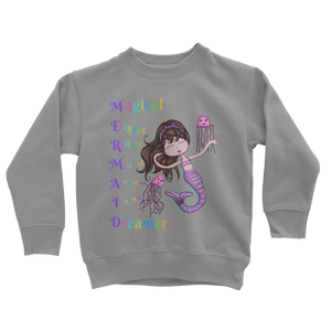 MAGICAL ELEGANT Classic Kids Sweatshirt