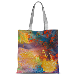 Dream Colors Classic Sublimation Tote Bag