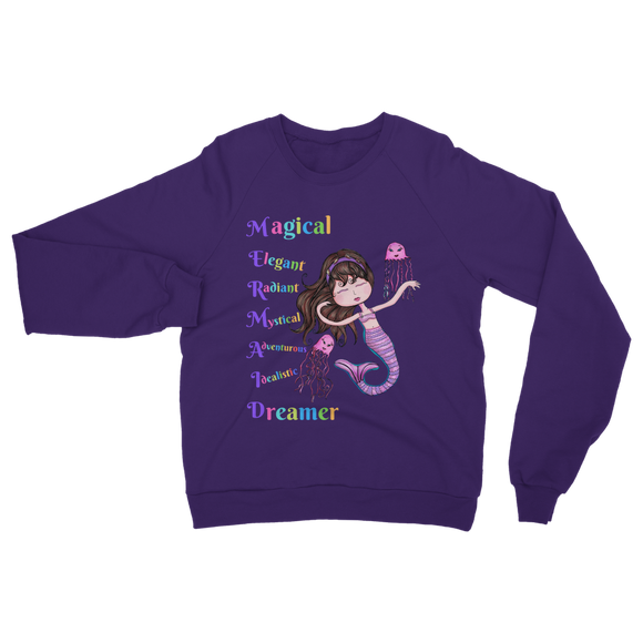 MAGICAL ELEGANT Classic Adult Sweatshirt
