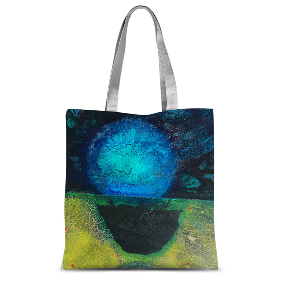 FENOMENOLOGIA MICROSCOPICA  Classic Sublimation Tote Bag