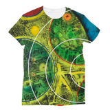 NEVAREZ - ESTELAR Classic Sublimation Women's T-Shirt
