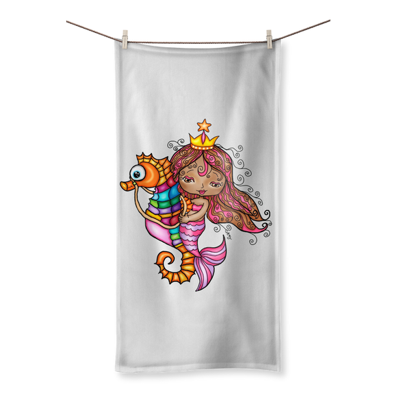 MARIMAR SIRENA Sublimation All Over Towel