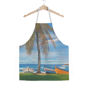 MANUEL - BOTE PLAYA CAMUY Classic Sublimation Adult Apron