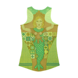PUERTO RICO MERMAID Women Performance Tank Top