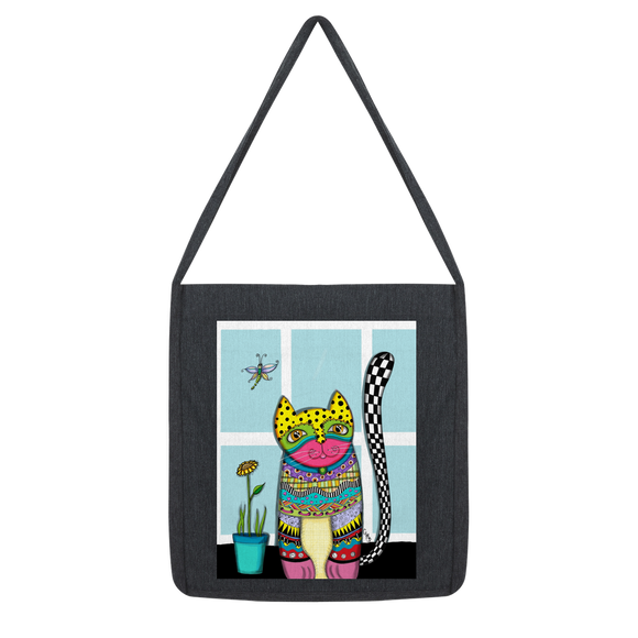 CAT MISUK Classic Tote Bag