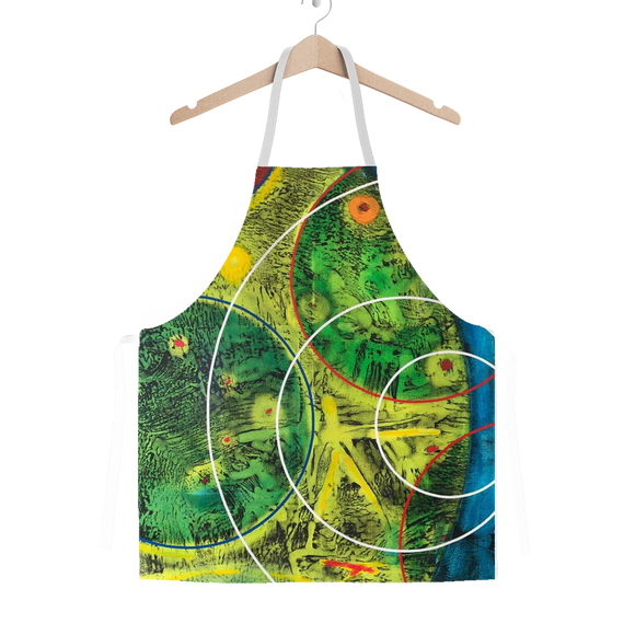 NEVAREZ - ESTELAR Classic Sublimation Adult Apron
