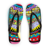 CAT MISUK Kids Flip Flops