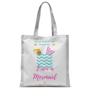 I am a Mermaid (1) Classic Sublimation Tote Bag