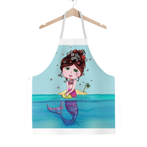 ANDREA MERMAID Classic Sublimation Adult Apron