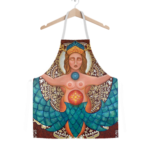 CROATIA MERMAID Classic Sublimation Adult Apron