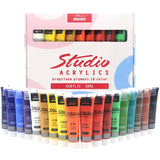 Acrylic Paint Set Colors 36 ml