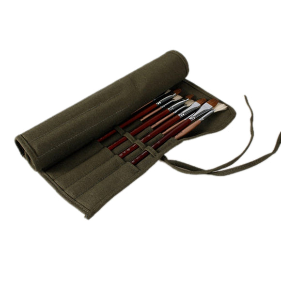 Brush Bag Holder Pouch