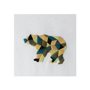 Geometrical Animal Needlework Kits