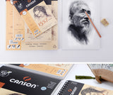 Canson Brand sketchbooks