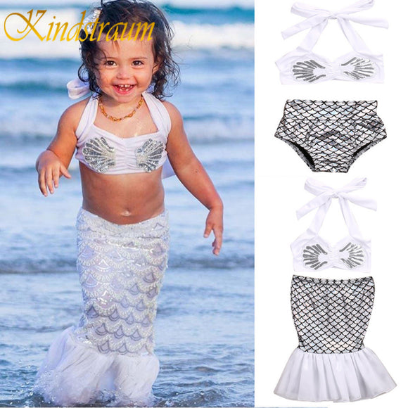 Baby Girl  Summer Swimwear
